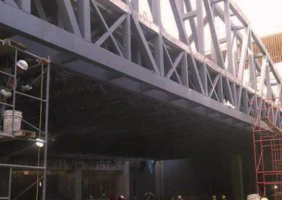 Construcción Puentes Metálicos