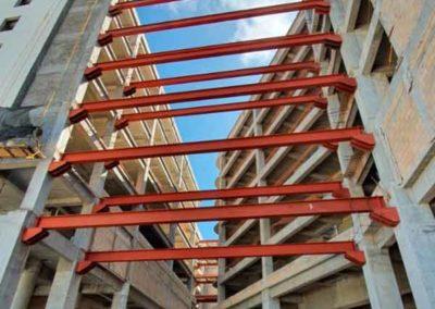 Ampliación edificio México