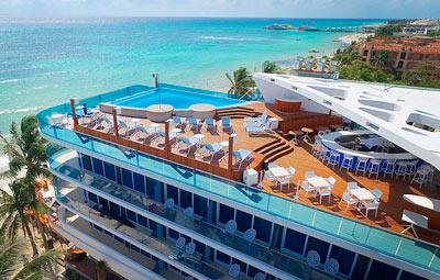 Edificación Hotelera Playa del Carmen